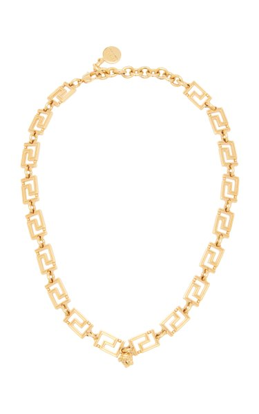 Grecamania Gold-Plated Necklace