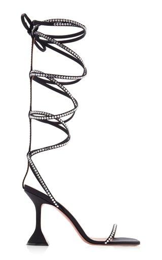AWGE x Amina Muaddi 'LSD Gladi' Sandals