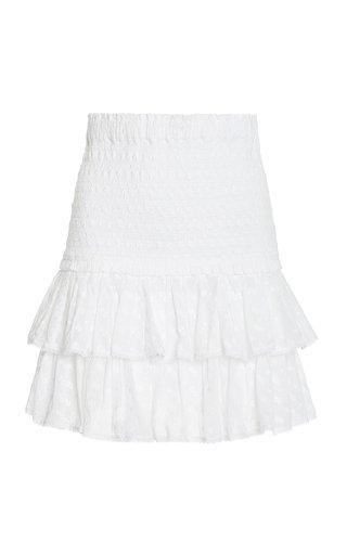 Tinaomi Embroidered Skirt