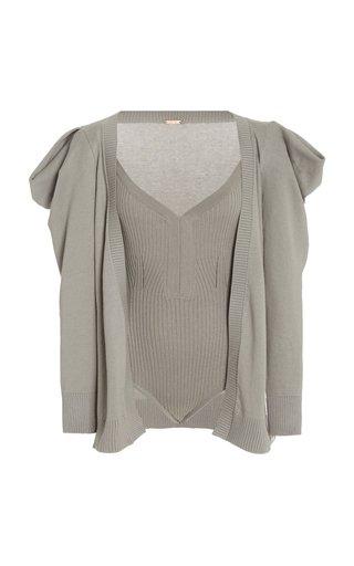 Inca Cotton-Alpaca Knitwear Set