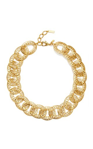 Samba 24K Gold-Plated Necklace