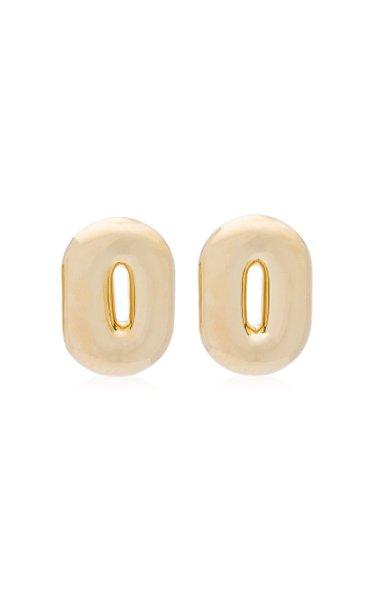 Torus Vermeil Earrings