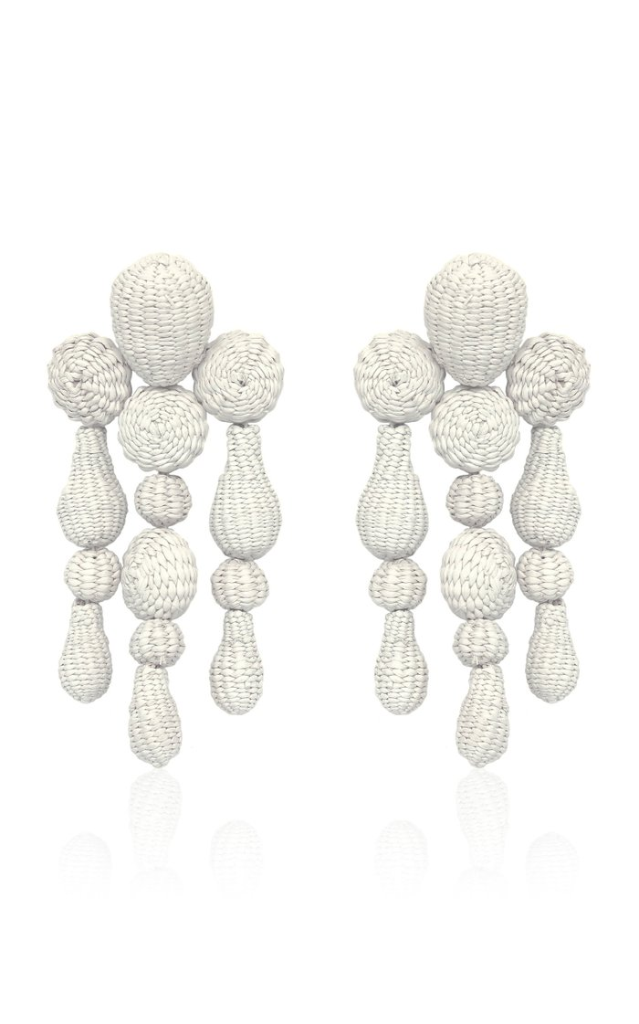 Threads Of Hope Iraca Statement Earring