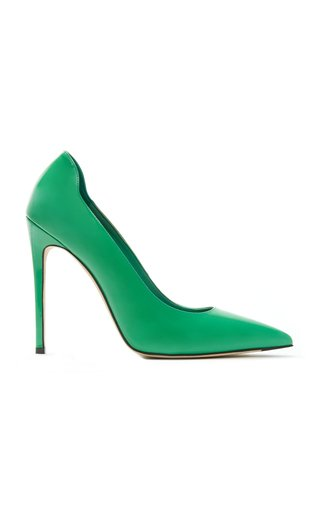 VB 90mm Patent Leather Pumps