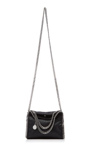 Falabella Tiny Shaggy Vegan Leather Tote