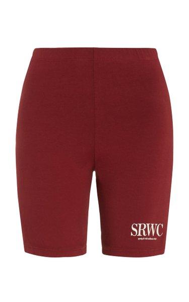 Upper East Side Cotton Shorts