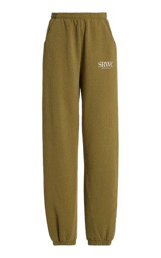 Upper East Side Cotton Sweatpants