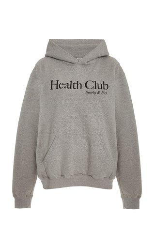 Health Club Cotton Sweatshirt