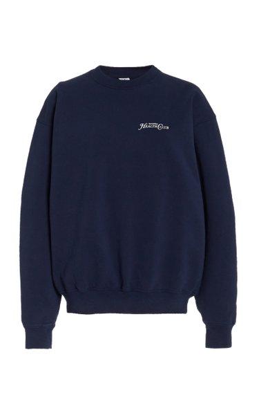 Rizzoli Printed Cotton Sweatshirt