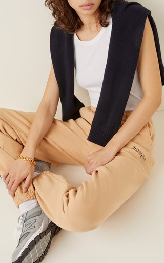 SPORTY AND RICH Track pants RIZZOLI SWEATPANTS