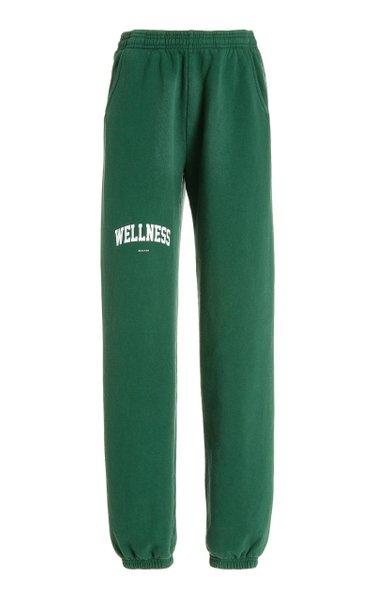 Wellness Ivy Cotton Jersey Sweatpants