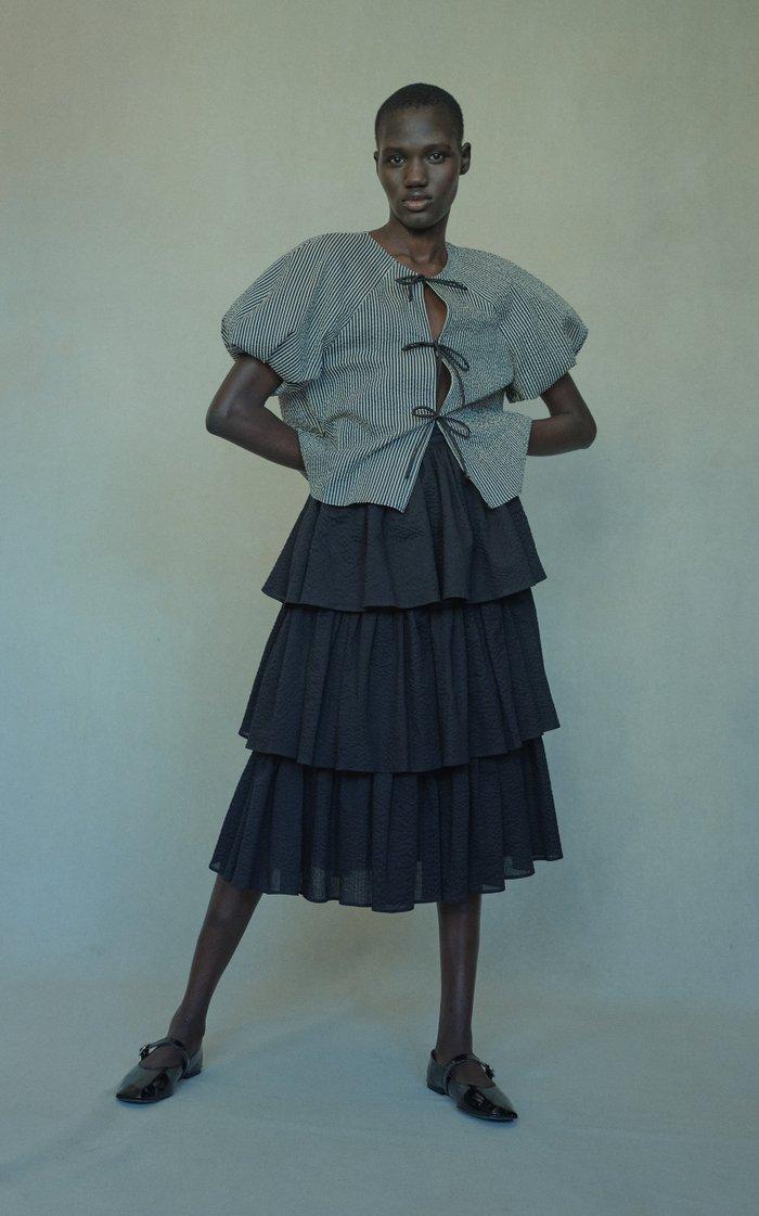 Estelle Cotton Skirt