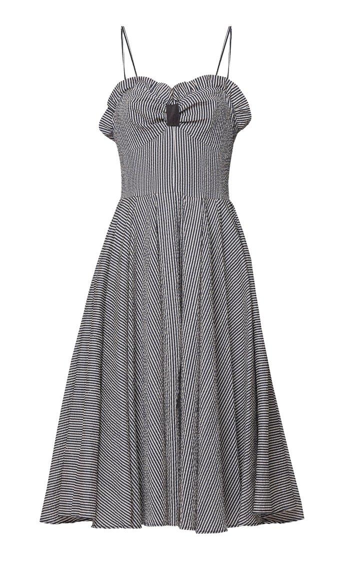 Helena Cotton Dress