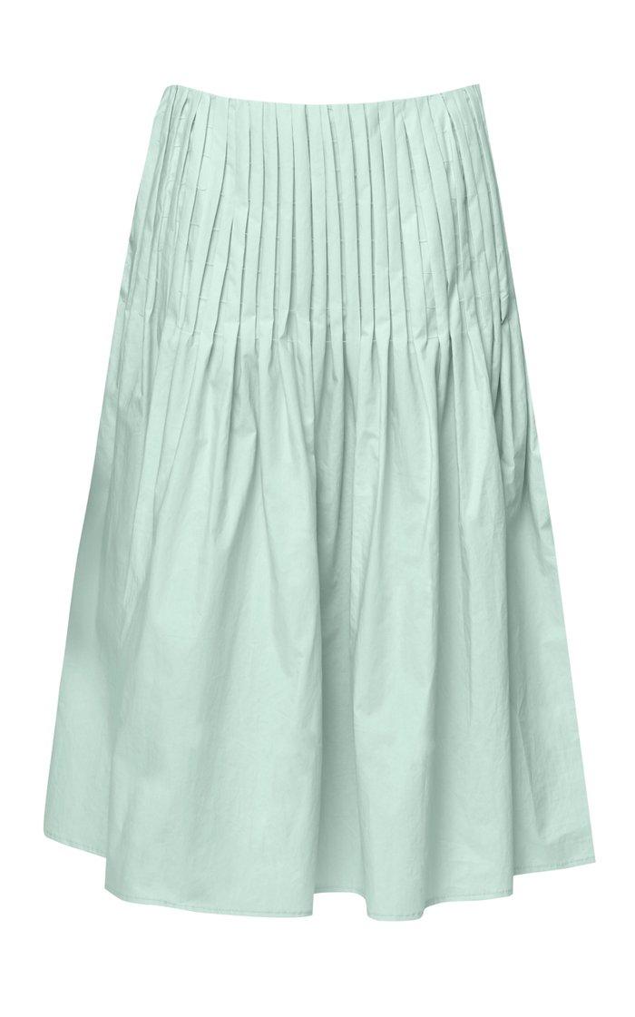 Denisa Cotton Skirt