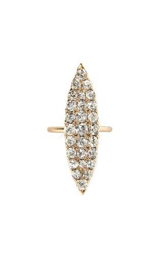 Diamond Navette Ring