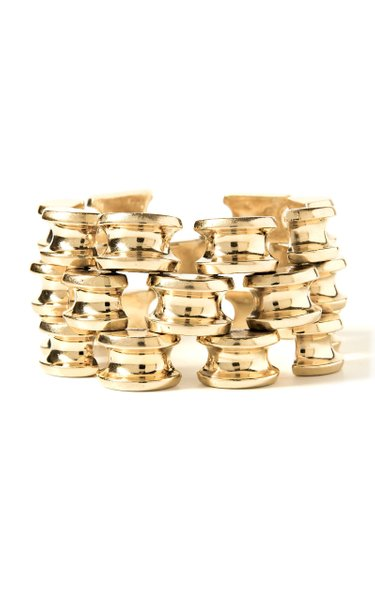 Tiffany & Co. 14K Retro Bracelet