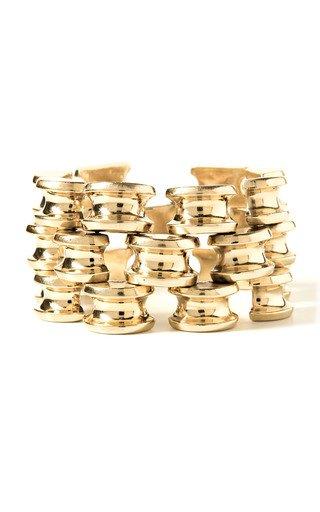 Tiffany & Co. 14K Retro Bracelet