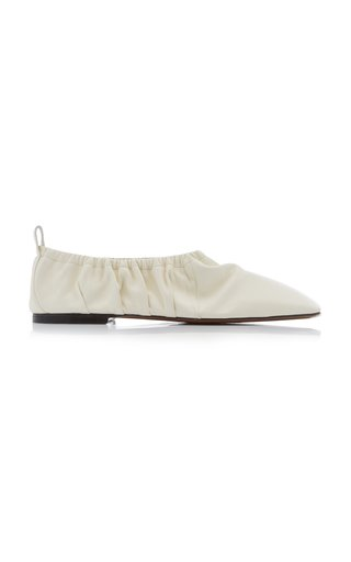 Phinia Leather Ballet Flats