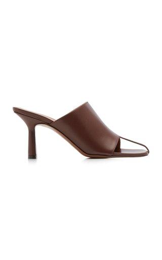 Jumel Leather Mules
