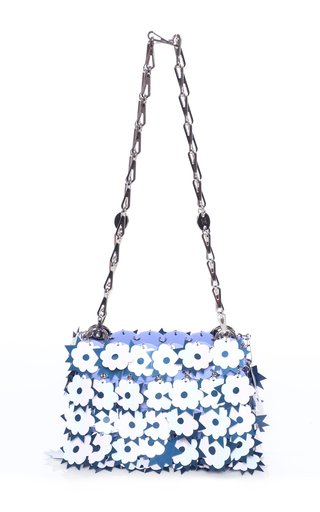Sparkle Nano Modern Flowers Shoulder Bag