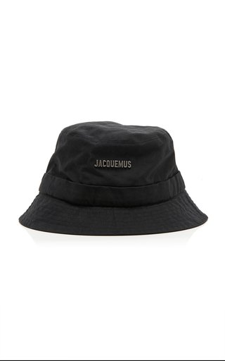 Le Bob Gadjo Cotton Bucket Hat