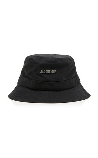 Le Bob Gadjo Cotton Bucket Hat