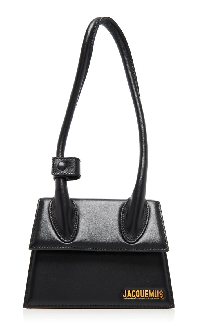 Le Chiquito Noeud Leather Bag