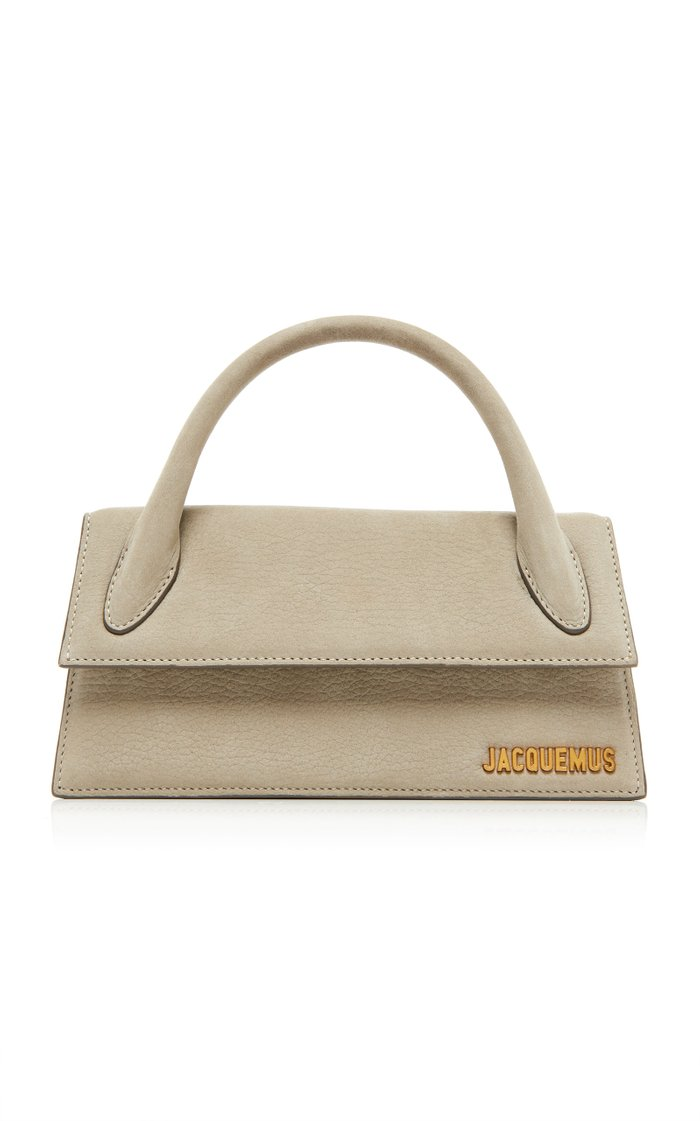 Le Chiquito Long Leather Bag