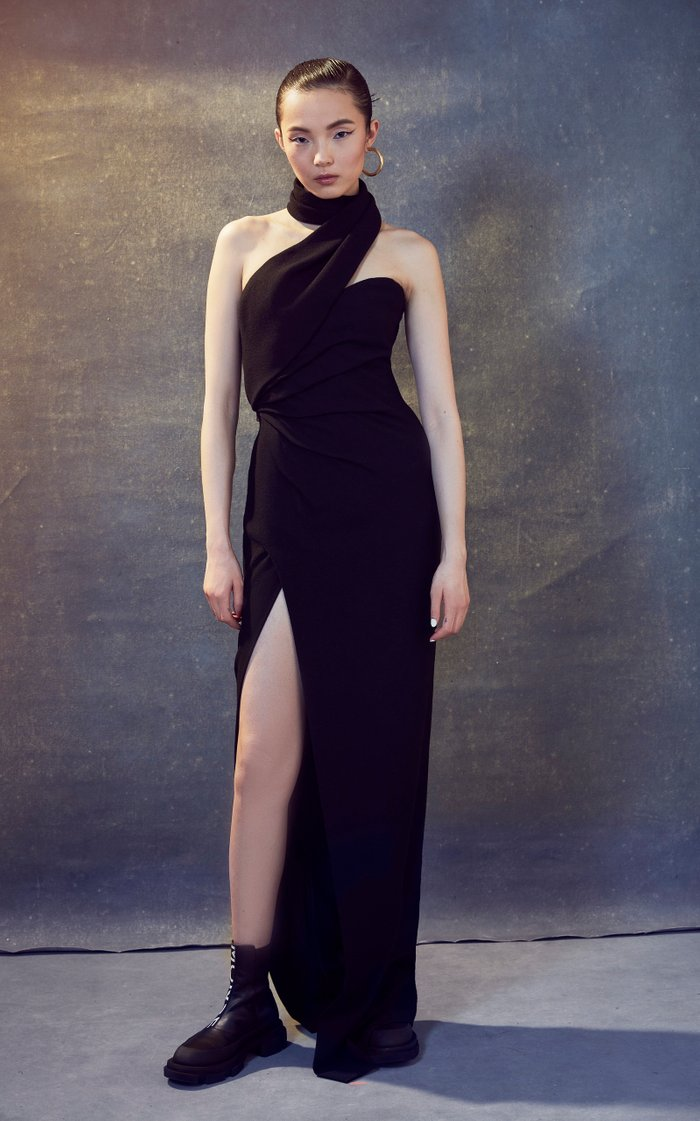Wool Gown