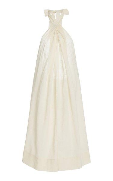 Beniras Cotton Mini Dress