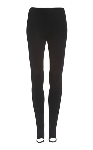 Jersey Stirrup Leggings