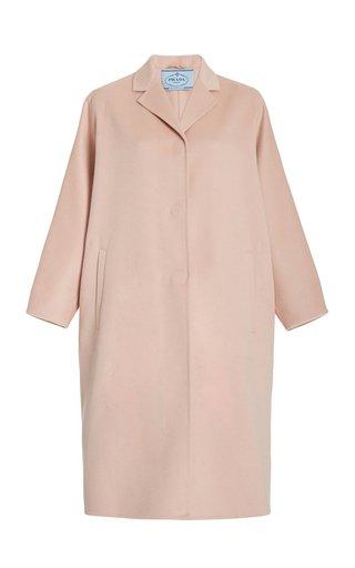 Cashgora Cocoon Coat