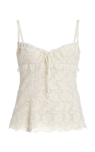 Siria Lace Camisole Top