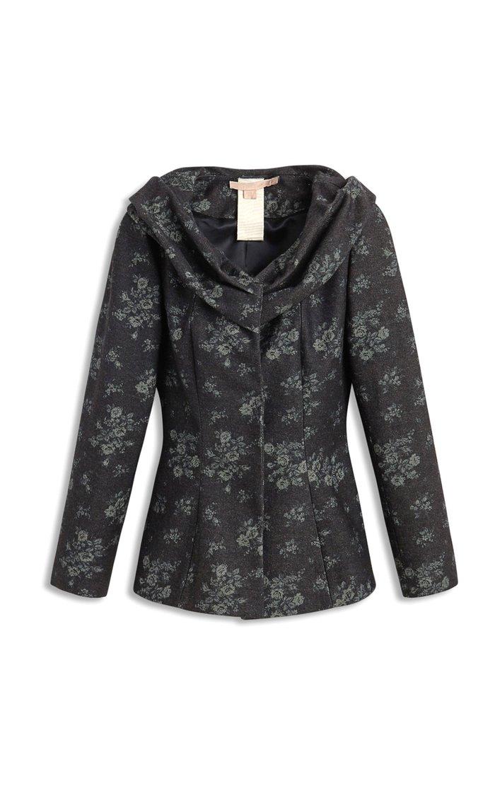Samoa Floral Cotton Jacket