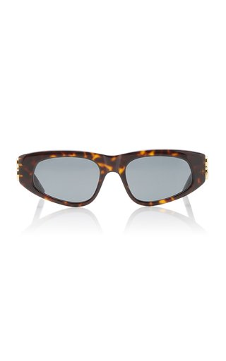 Dynasty Cat-Eye Tortoiseshell Sunglasses