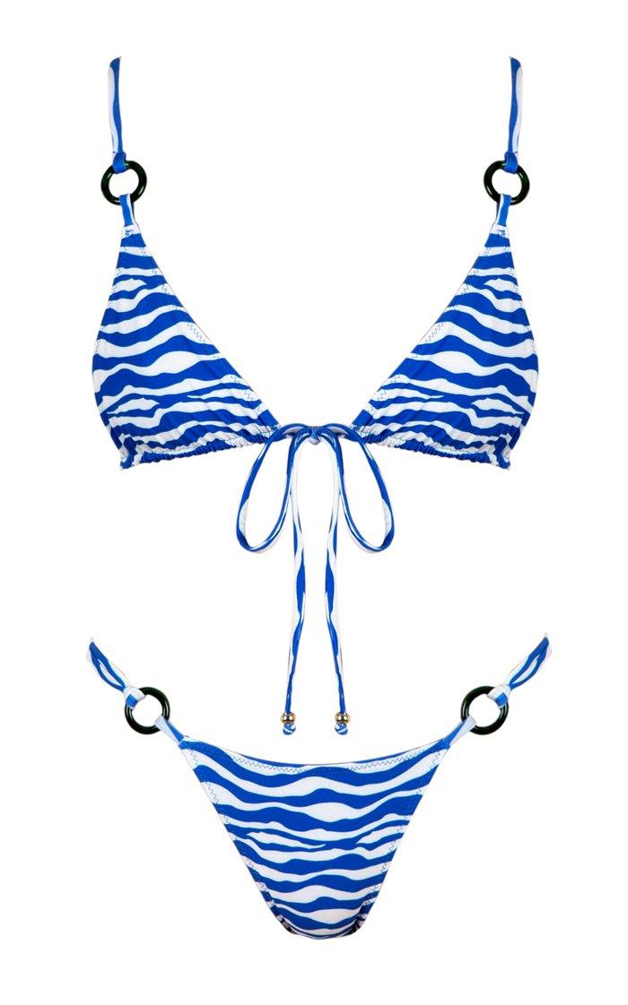 Isadore Bikini Top