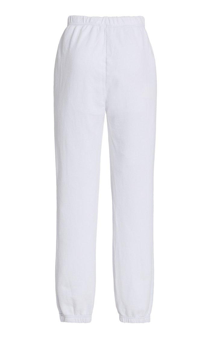 The Milan Cotton Sweatpants