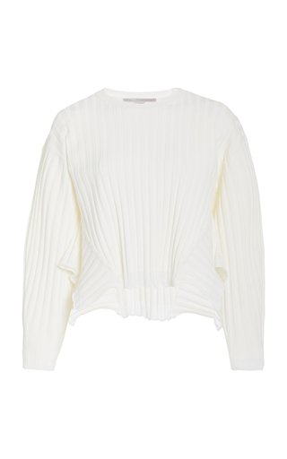 Soft Wool-Blend Sweater