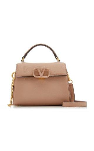 Valentino Garavani VSLING Mini Leather Top Handle Bag