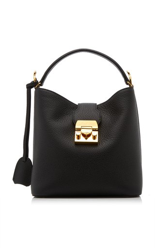 Murphy Small Leather Hobo Bag