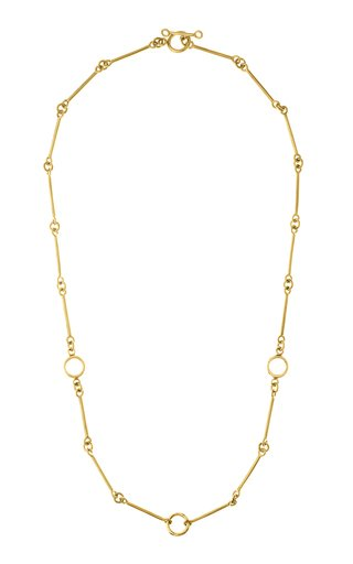 Signature 18K Yellow-Gold Chain Necklace