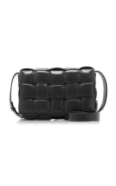 Padded Cassette Leather Bag