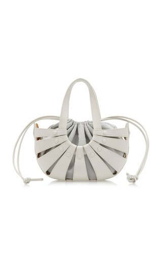 The Shell Small Leather Bag