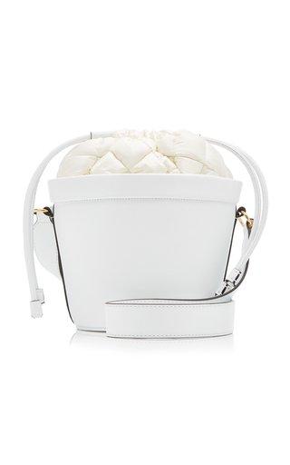 Seaux Seaux Leather Bucket Bag