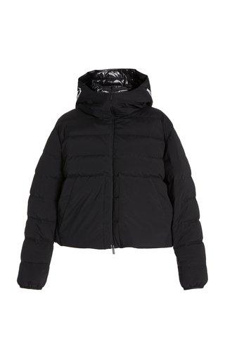 Anwar Logo-Print Hooded Puffer Jacket