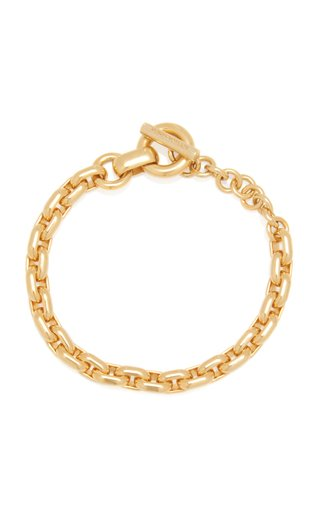 Chain Gold-Plated Bracelet