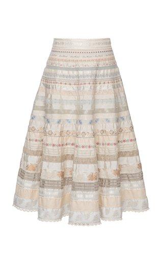 Opulence Ribbon Skirt