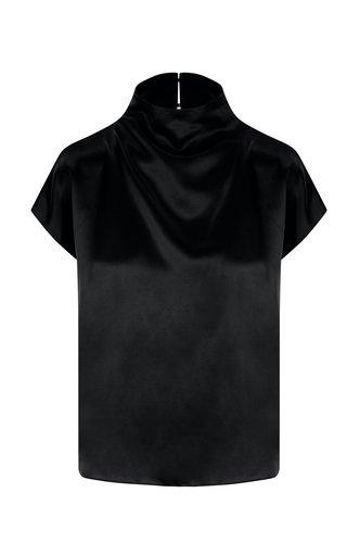 Ferdinand Reversible Silk Top