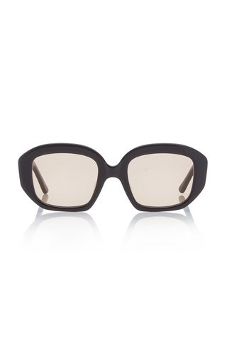 Motel Musa Square Acetate Sunglasses