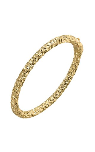 Marla Gold-Plated Bangle